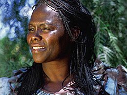 Wangari Maathai. © Green Belt Movement