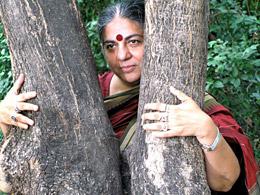 Vandana Shiva. © Vandana Shiva